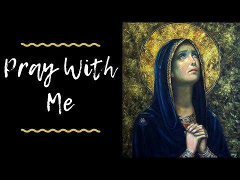 15 Prayers of Saint Bridget of Sweden | Try praying daily for one year!