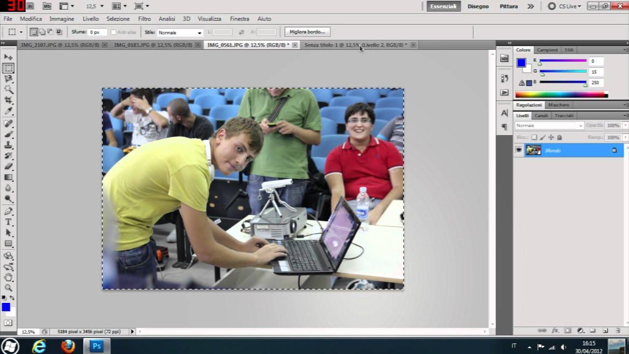 Adobe photoshop cs5 italiano
