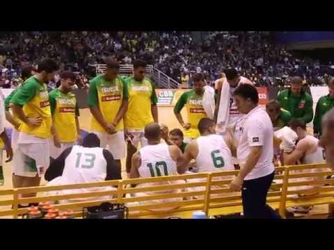 Seleção Brasileira vence Romênia em amistoso pré-Rio 2016!