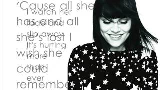 I Miss Her - Jessie J (Lyrics Video) No Pitch