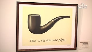 видео Музей Рене Магритта