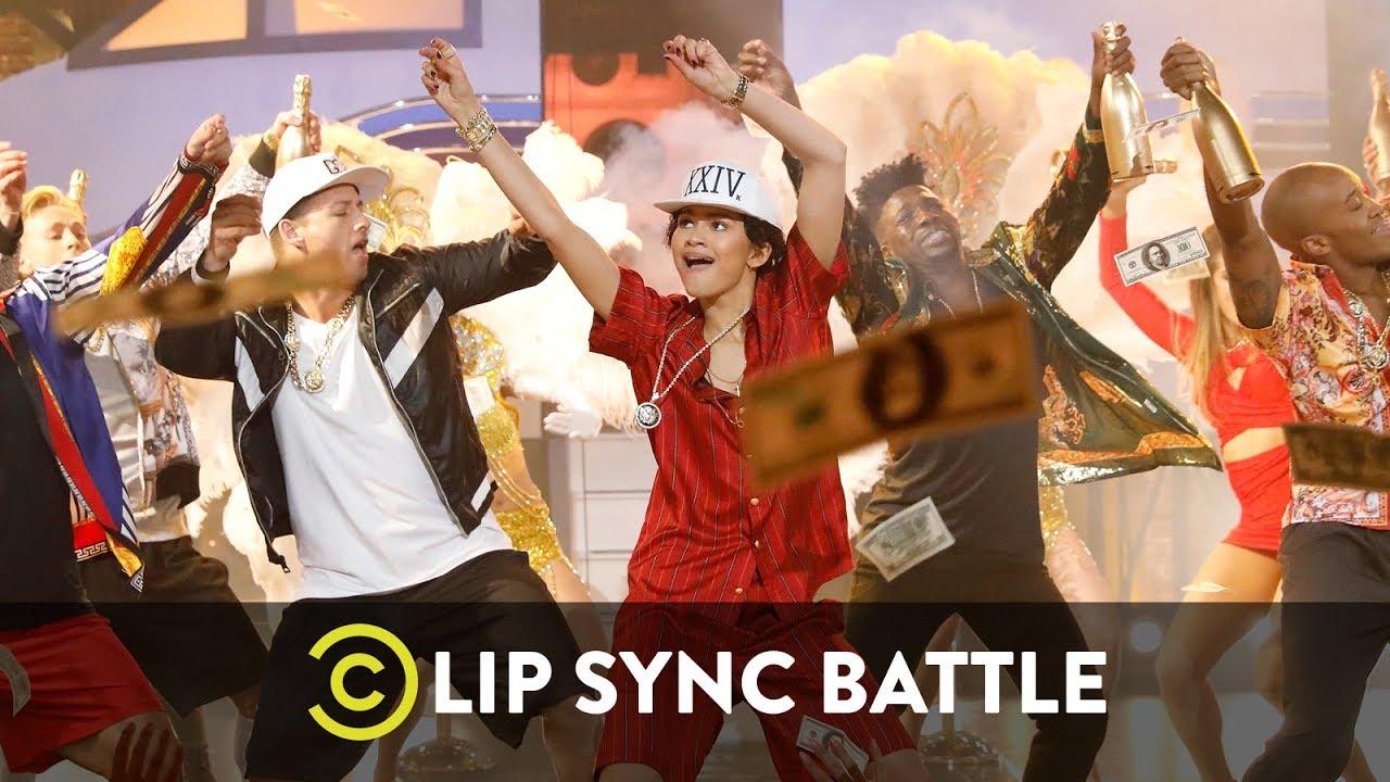 Download Lip Sync Battle - Zendaya