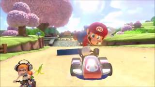 Mario Kart 8 Deluxe (Switch) French TV Commercial