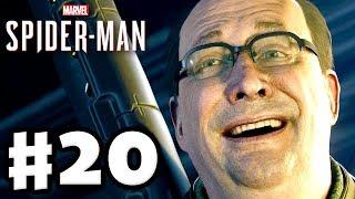 Spider-Man - PS4 Gameplay Walkthrough Part 20 - Breakthrough!