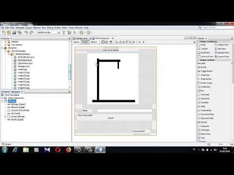 Aplikasi Membuat Game Java