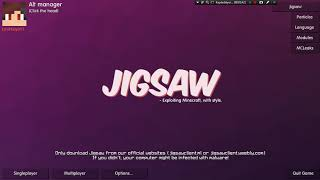 Jigsaw Hile İndirme