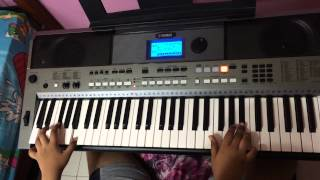 En vaanile keyboard notes and chords  BY PRASANNA
