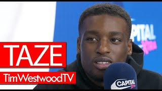Taze on Head Shoulders, Drill, Russ, UK scene - Westwood