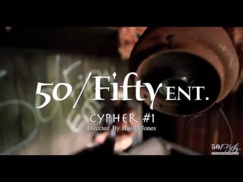 50/Fifty ENT.  Cypher #1 Shot/Edited By HusVision LLC