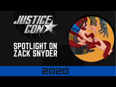 Spotlight on Zack Snyder Panel