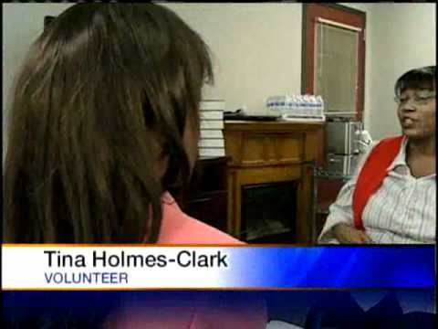 Angel Tree Star: Tina HolmesClark
