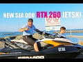 BUYING THE NEW JETSKI - SEA DOO RXT 260 ROCKET SHIP 88