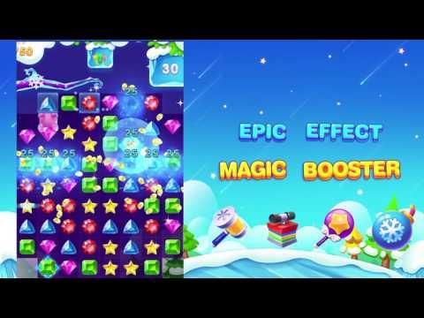 Frozen Jewel Gem Mania- Google play Free download