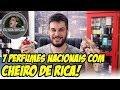 7 PERFUMES COM CHEIRO DE RICA - Perfumes Nacionais Femininos