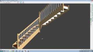 Stairs Design Software: Modify Your Staircase Design In Seconds