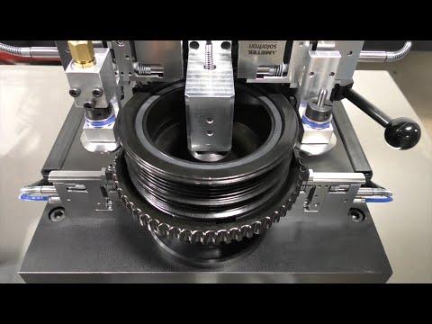 Manual Damper Gaging Fixture