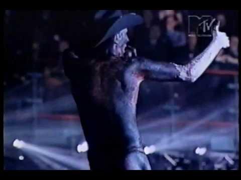 Marilyn Manson - Rock is Dead (EMA 1999)