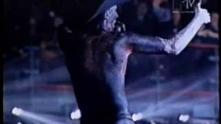 Marilyn Manson - Rock is Dead (EMA 1999)