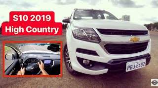 S10 2019 High Country - Test Drive - POV