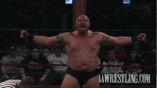 AAW Wrestling - Keith Walker vs. Darin Corbin