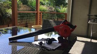 Milwaukee M18 Compact Blower Review | Bloody Brilliant
