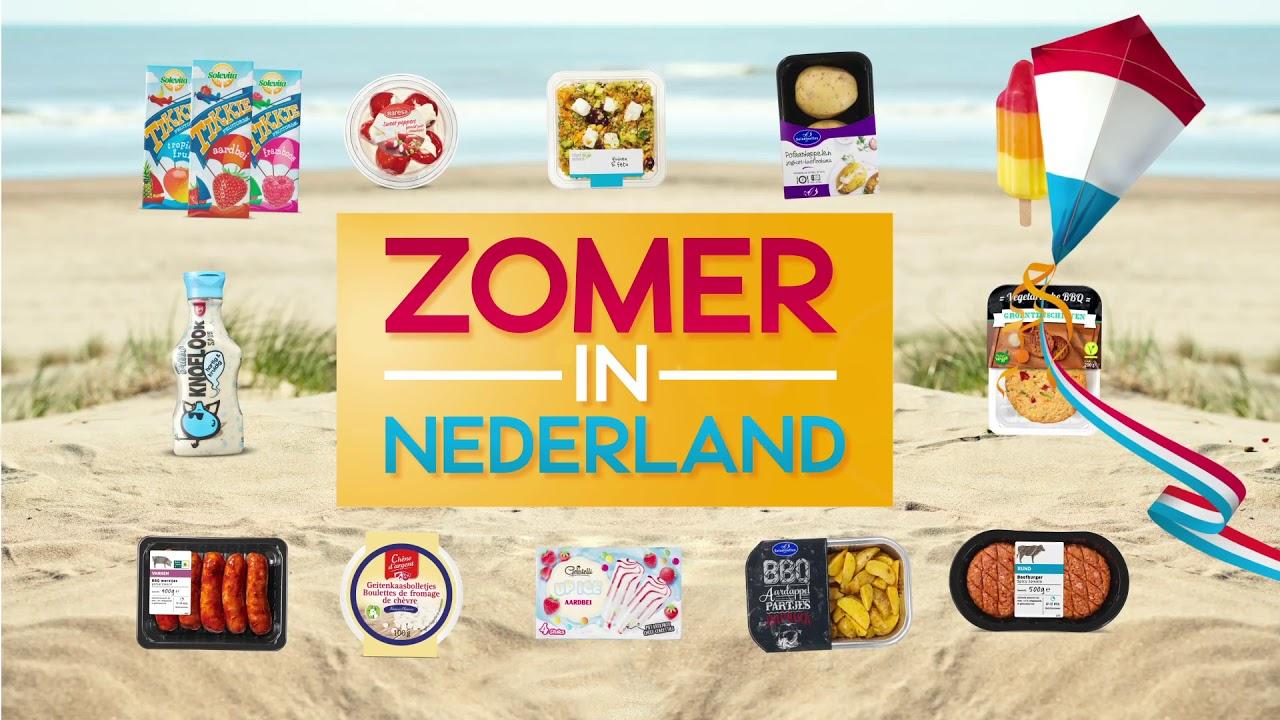 Lidl: Het is zomer in Nederland!