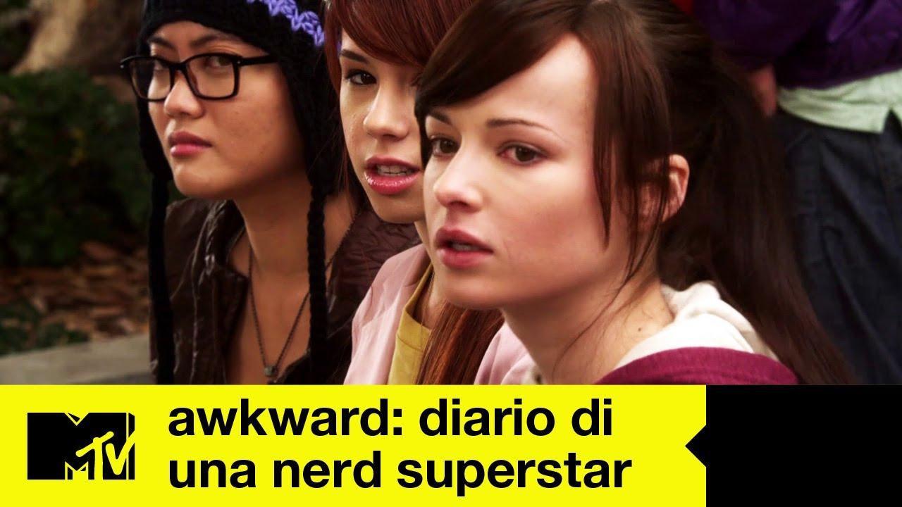 Awkward: Diario Di Una Nerd Superstar   Stagione 1   Episodio 2 (completo)