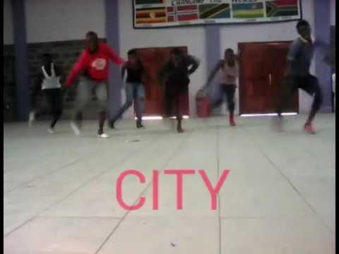 Niseme nawe-otile brown ft baraka(dance video)