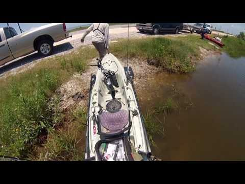 Gulf Coast Kayak Fishing Tips And Techniques With Greg Hackney- Sportsman TV