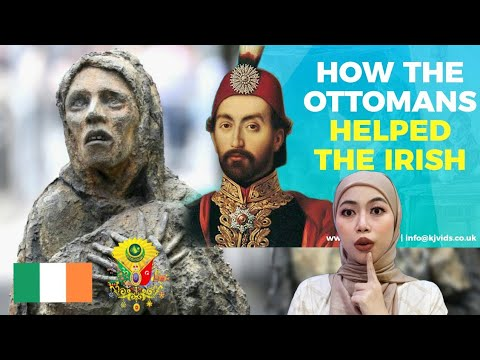 Ottoman Sultan Abdulmejid helped Ireland during the Great Famine 1845 to 1852   Indonesian Reaction
