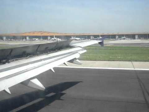 Air China Flight CA 108 Landing HKG-PEK (A321)