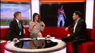 tupac hologram creators interviewed on bbc musion systems ltd