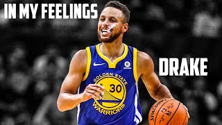 "Steph Curry Mix- ""In My Feelings""-(ft.Drake)2018 HD"