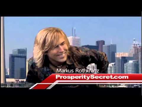 The Prosperity Secret by Markus Rothkranz