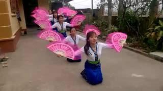 Múa Dân tộc Thái khu vực Tây Bắc