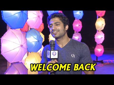 Maharashtracha Superstar Chinmay Udgikar in Vajlach Pahije - Marathi Movie - Interview