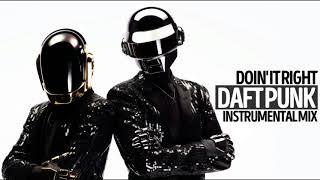 Daft Punk • Doin' It Right (No Panda Bear Vocals)