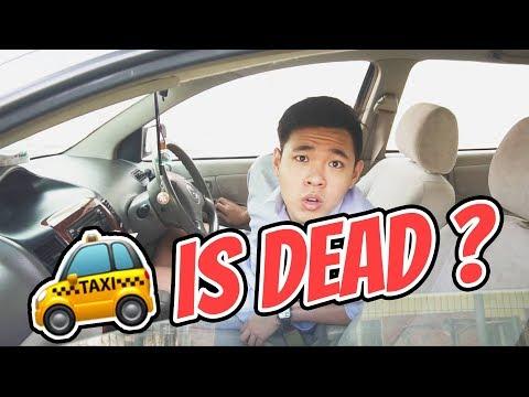 Disruption #2 Transportation - Taxi is dead?