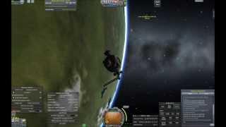 ksp iss clone detonates in orbit