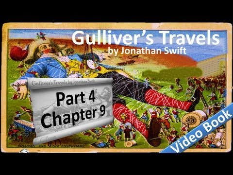 Part 4 - Chapter 09 - Gulliver's Travels by Jonathan Swift