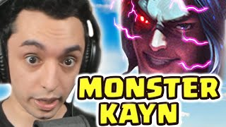 THIS IS HOW I BROKE 6 GAME LOSER'S QUEUE | KAYN IS AN ABSOLUTE MONSTER!!! THE PERFECT WOMBO COMBO