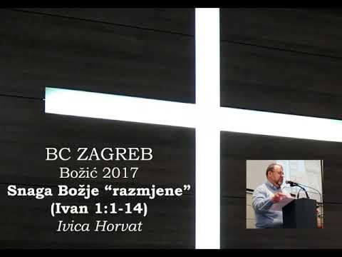 Snaga Bozje Razmjene Ivica Horvat Youtube
