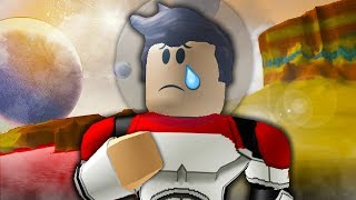 LOST IN SPACE: A SAD ROBLOX ACTION MOVIE