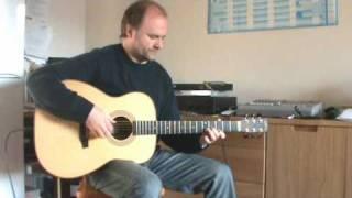 Scarce o Tatties, Ten Penny Bit, Athol Highlanders - celtic guitar
