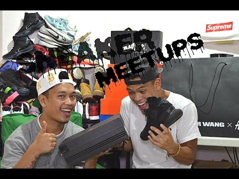 """SNEAKER MEETUPS """"DO'S AND DON'TS"""""""