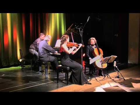 ATOS Trio: Beethoven Piano Trio op.1 no.1 in Eb-Major - live