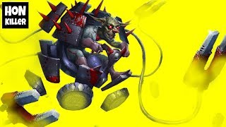 HoN Doctor Repulsor Gameplay - Njones` - Legendary