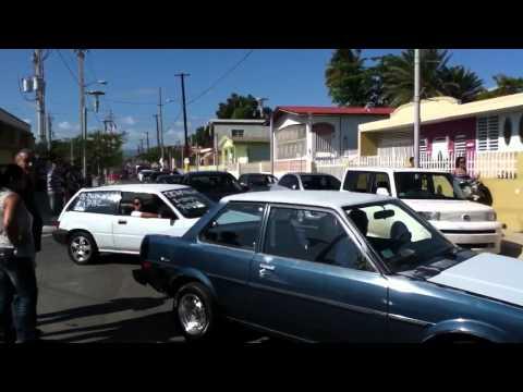 Rip Robert Guanica team Flaco Car Audio