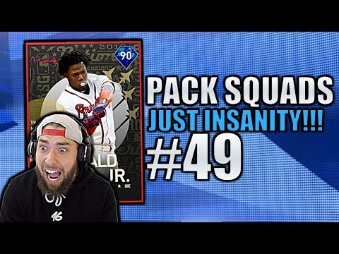WHEN IN COORS..... Pack Squads #49 MLB The Show 19 Diamond Dynasty!