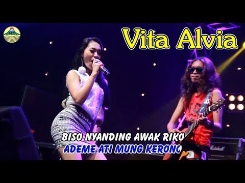 Vita Alvia - Jantunge Urip   |   (Official Video)   #music